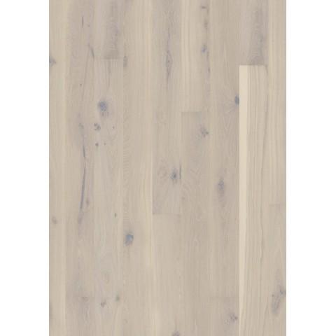 Dub Pale white 1 lam / biely mat. lak